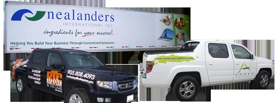 fleet and truck graphics
